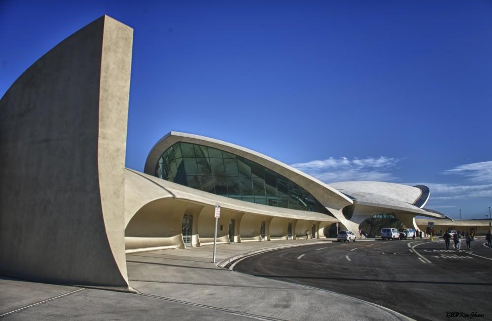 Architecture Eero Saarinens Jfk Terminal Home Of Trans