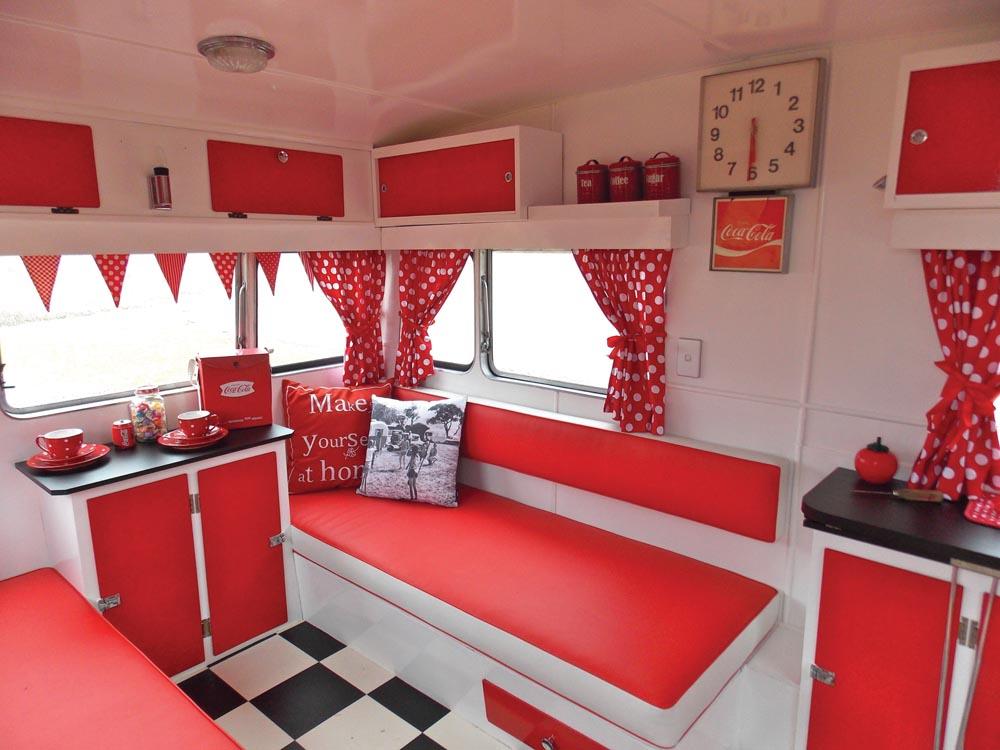 Caravan Furniture For Sale
