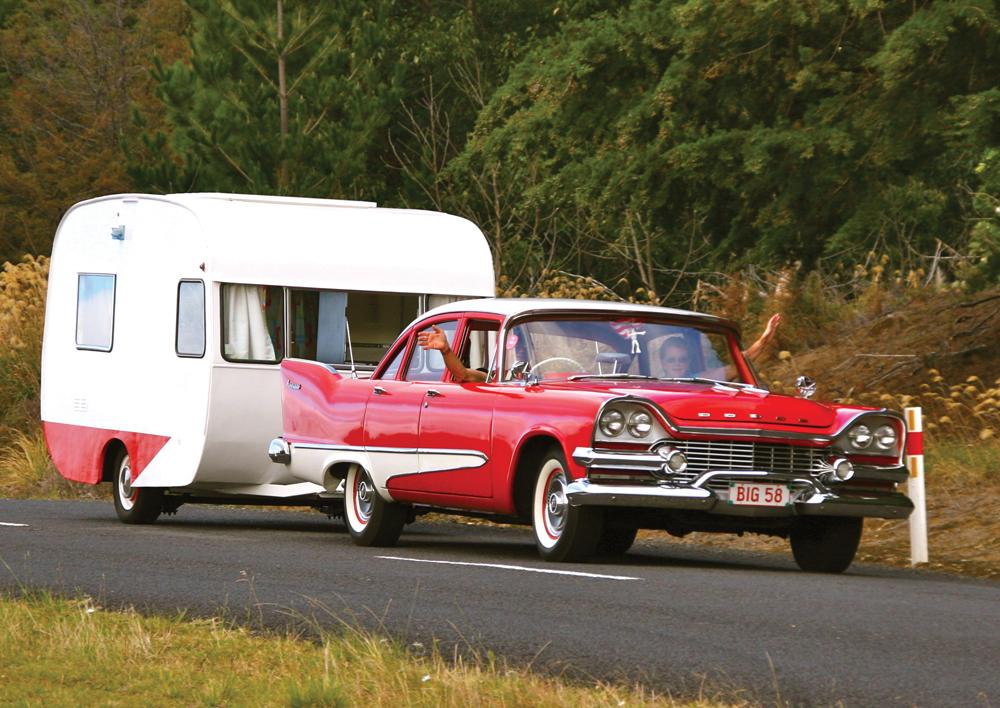 Old Style Caravans With Lastest Minimalist