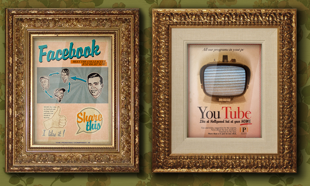 How to Create Vintage Looking Posters