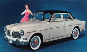 Vintage Volvos
