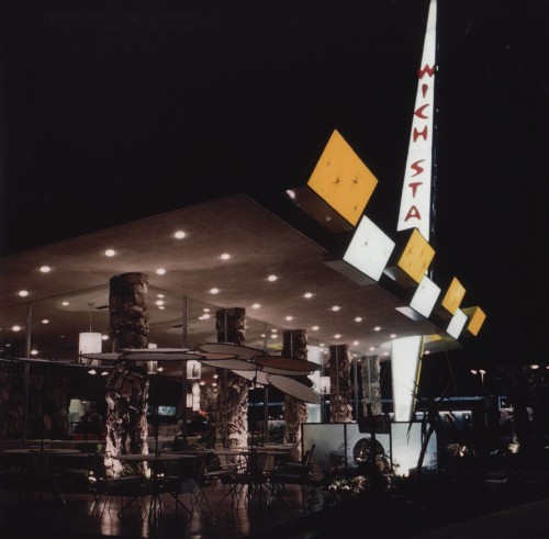 Cruisin' to the Wich Stand – The Origins of Googie Design