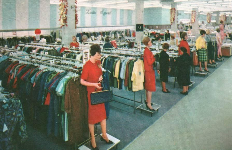 Woolworth, Denver circa 1963